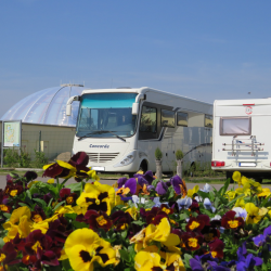 Übernachtung Reisemobil- & Caravanstellplatz