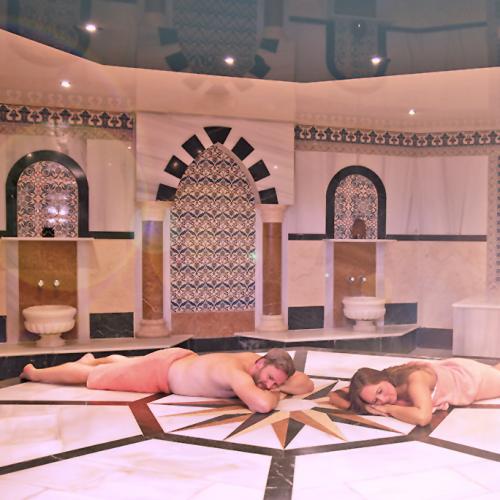 Massagen im Osmanischen Hamam